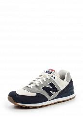 Купить Кроссовки ML574 (USA) New Balance серый NE007AMPDJ28