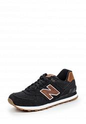 Купить Кроссовки New Balance ML574 черный NE007AMPEH27 Вьетнам
