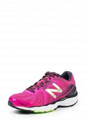 Купить Кроссовки W680 New Balance розовый NE007AWPEH54 Вьетнам