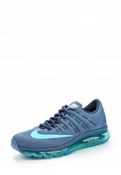 Купить Кроссовки WMNS NIKE AIR MAX 2016 Nike синий NI464AWJFG39