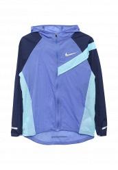 Купить Ветровка B NK JKT HD IMP LT AOP Nike синий NI464EBPDB32