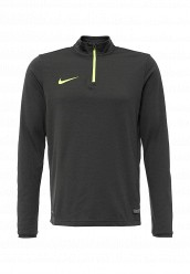 Купить Олимпийка ACADEMY MIDLAYER TOP Nike хаки NI464EMJFN00