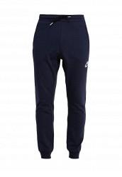 Купить Брюки спортивные M NSW AV15 JGGR FLC Nike синий NI464EMJFP99