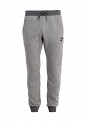 Купить Брюки спортивные M NSW JOGGER FLC AIR HYB Nike серый NI464EMJFQ72