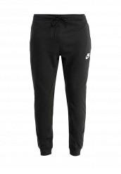 Купить Брюки спортивные M NSW AV15 JGGR FLC Nike черный NI464EMUGQ45