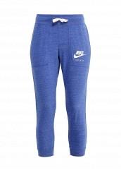 Купить Капри W NSW GYM VNTG CPRI Nike синий NI464EWJFW99
