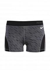 Купить Шорты спортивные W NP HPRCL SHORT 3IN CASCADE Nike серый NI464EWJFY72