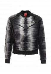 Купить Ветровка Nike W NK INTL JKT FZ AOP серый NI464EWJGC89 Вьетнам
