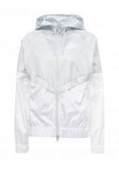 Купить Ветровка Nike W NSW WR JKT серый NI464EWPKR42 Вьетнам