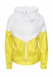 Купить Ветровка W NSW WR JKT Nike желтый NI464EWPKR43