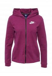 Купить Толстовка W NSW AV15 JKT KNT Nike фиолетовый NI464EWRZB14