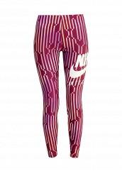Купить Леггинсы W NK INTL LGGNG AOP Nike розовый NI464EWRZB93 Камбоджа