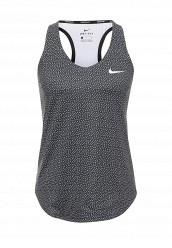Купить Майка спортивная W NKCT PURE TANK PR Nike черный NI464EWRZC65