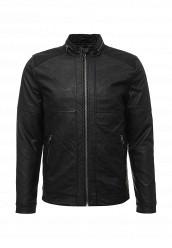 Купить Куртка кожаная черный ON013EMUKD47 Китай