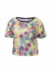 Купить Блуза oodji мультиколор OO001EWIGJ02