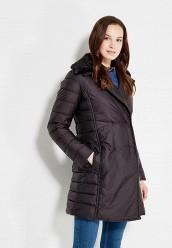 Купить Куртка утепленная oodji черный OO001EWLUR93