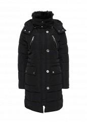 Купить Куртка утепленная oodji черный OO001EWLUR94