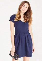 Купить Платье oodji синий OO001EWOJT42 Китай