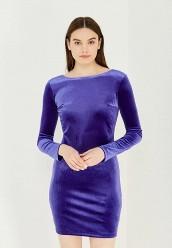 Купить Платье oodji синий OO001EWOZY17 Китай