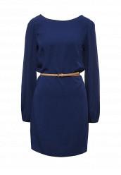 Купить Платье oodji синий OO001EWQSF98 Китай