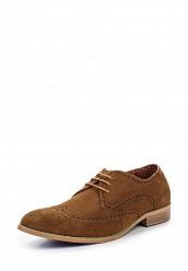 Купить Туфли Paolo Vandini коричневый PA040AMRYH61