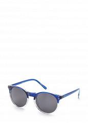 Купить Очки солнцезащитные Pieces синий PI752DWODO80 Китай