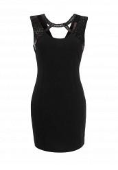 Купить Платье QED London черный QE001EWRBR28 Китай