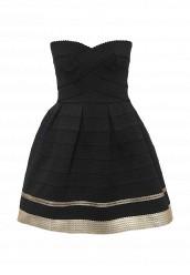 Купить Платье QED London черный QE001EWRBR31 Китай
