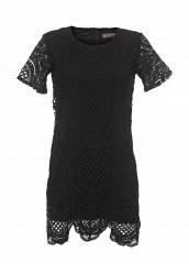 Купить Платье QED London черный QE001EWROL85 Китай