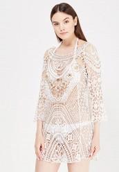 Купить Платье пляжное River Island белый RI004EWUAP30