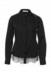 Купить Блуза Rinascimento черный RI005EWNFO85 Италия