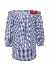 Купить Блуза Rinascimento синий RI005EWSDY24 Италия
