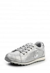 Купить Кроссовки Shuzzi серебряный SH015AGQKT33 Китай