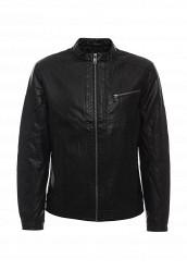 Купить Куртка кожаная Q/S designed by черный SO020EMJXE49
