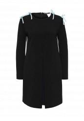 Купить Платье Sportmax Code черный SP027EWLFJ29 Румыния