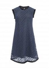 Купить Платье Sportmax Code синий SP027EWORD04