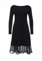 Купить Платье Sportmax Code черный SP027EWORD23