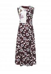 Купить Платье Sportmax Code мультиколор SP027EWORE31