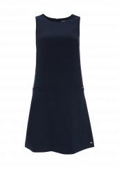 Купить Платье Tommy Hilfiger синий TO263EWJCT33
