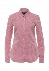 Купить Рубашка Tommy Hilfiger красный TO263EWOLP09