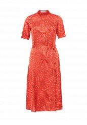 Купить Платье Tutto Bene оранжевый TU009EWCW701 Россия