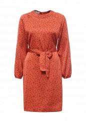 Купить Платье Tutto Bene оранжевый TU009EWPCP80 Россия