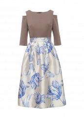 Купить Платье Tutto Bene бежевый TU009EWRDD29