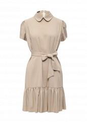 Купить Платье Tutto Bene бежевый TU009EWSIE03