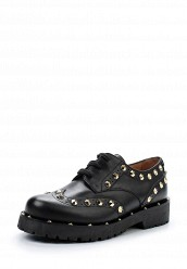 Купить Ботинки Twin-Set Simona Barbieri черный TW005AWUMC97