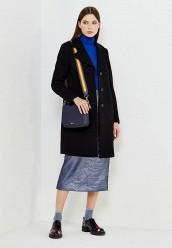 Купить Пальто Twin-Set Simona Barbieri черный TW005EWUMD13