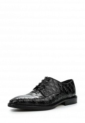 Купить Туфли Uominitaliani черный UO002AMNYL42 Италия