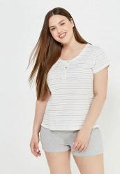 Купить Пижама Vis-a-Vis белый, серый VI003EWQBW88