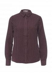 Купить Блуза Zarina бордовый ZA004EWPFA35