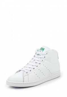 Кеды, adidas Originals, цвет: белый. Артикул: AD093AUQIP20. Женская обувь / Кроссовки и кеды